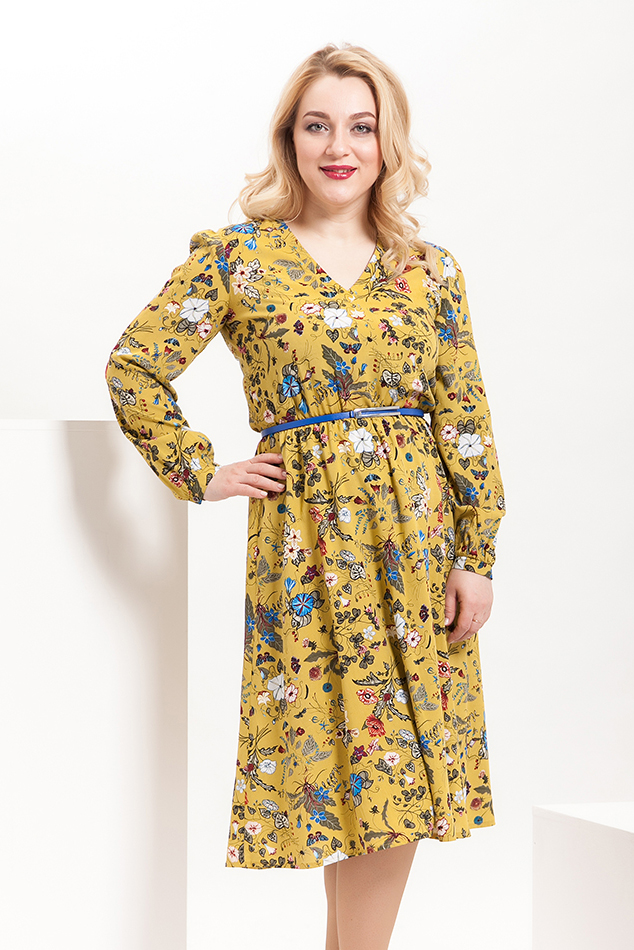 Платье П-506