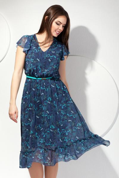 Платье П-468