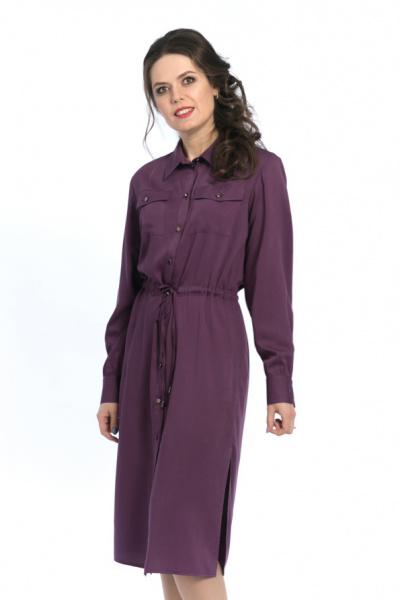 Платье-рубашка, П-526