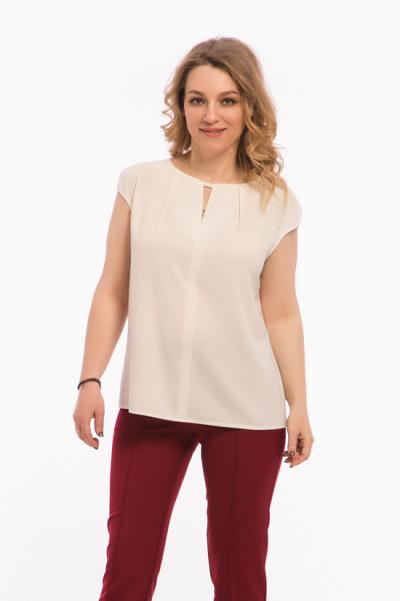 Блуза белая, Б-229/4