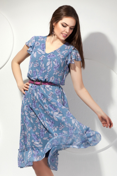 Платье П-468/1